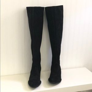 Born Crown 'Cady' Over the Knee Boot